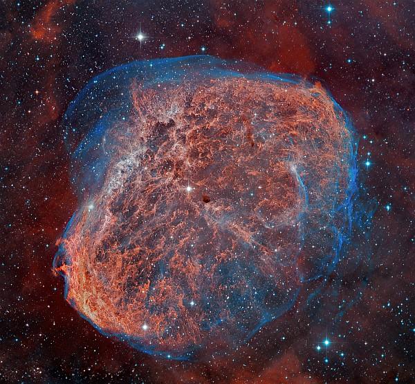 NGC6888 Nebula