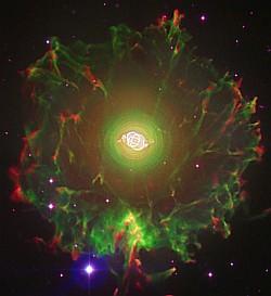 NGC 6543 Nebula