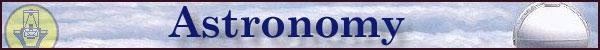 Astronomy Logo