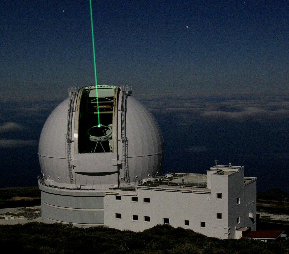 kupować oszczędzać kolejna szansa First Ground-Layer Adaptive-Optics System For General ...